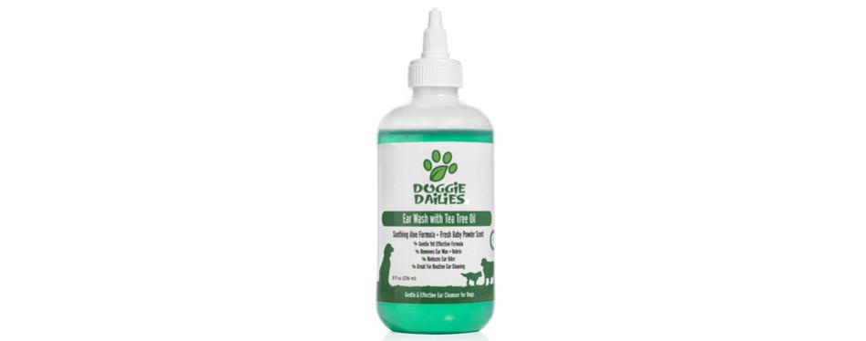 doggie dailies pet ear cleaner