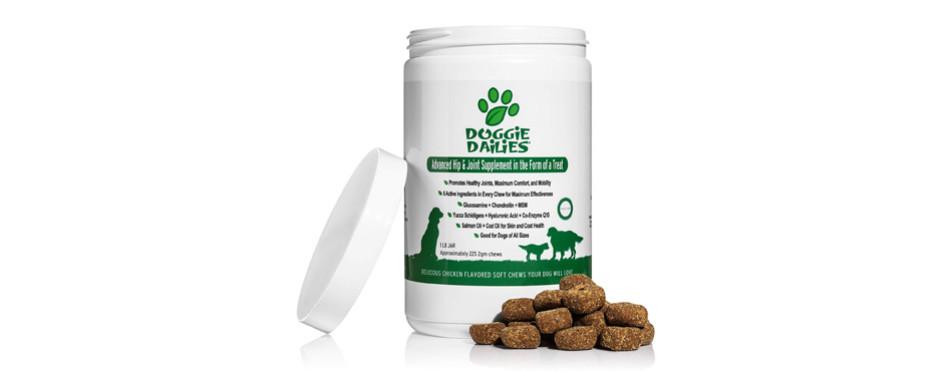 doggie dailies supplements