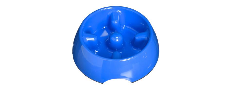dogit go slow anti-gulping dog bowl