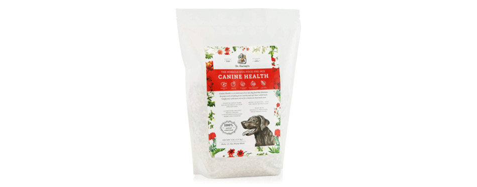 dr harveys miracle dog food