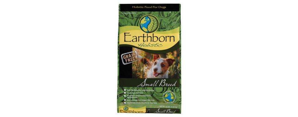 earthborn holistic natural dog food