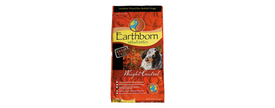 earthborn holistic natural weight loss dog food