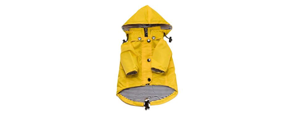 ellie dog wear raincoat
