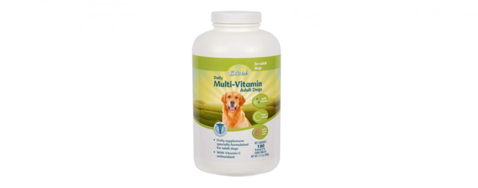 excel 8in1 daily time release multi-vitamin for dogs