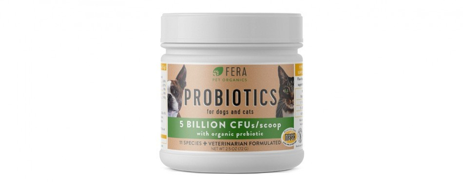 fera probiotics for cats