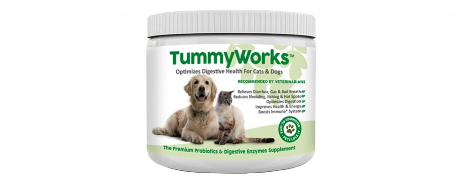 finest for pets tummyworks probiotic for cats