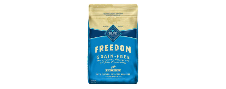 freedom grain free food