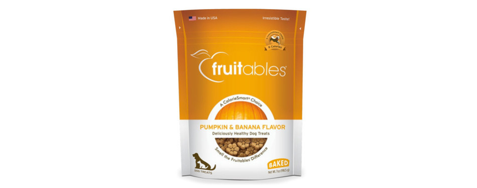 fruitables baked vegan dog treats