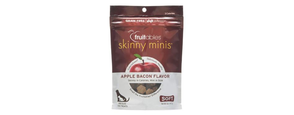 fruitables skinny minis dog treats