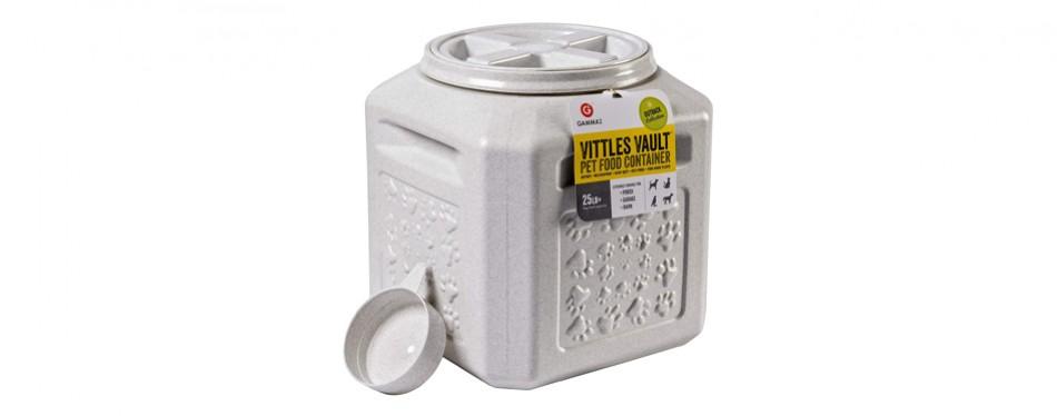 gamma2 pet food container