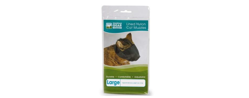 guardian gear cat muzzle