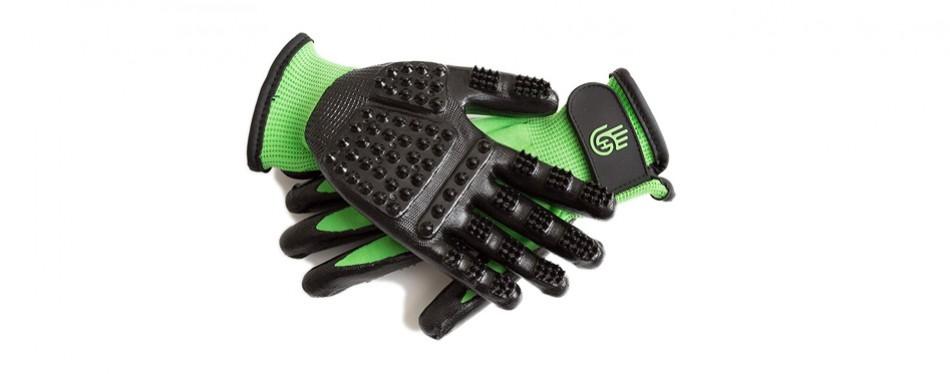 h handson cat grooming gloves