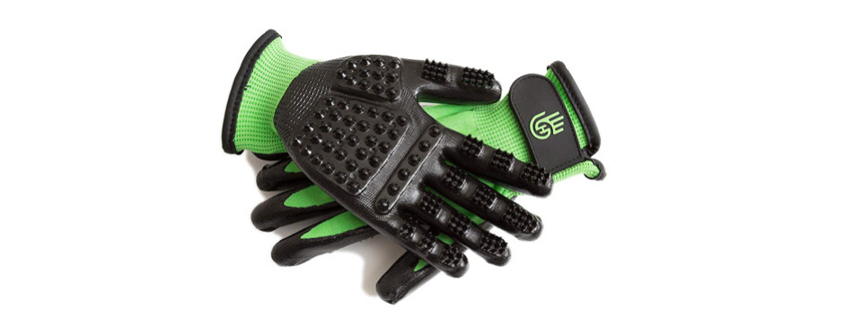 h handson cat grooming gloves