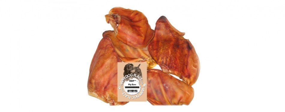 hdp large roasted pig ears
