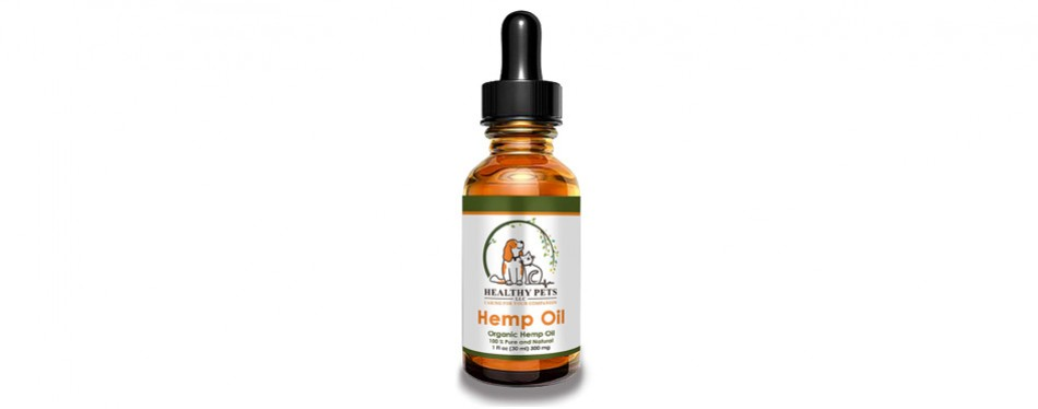 healthy pets hemp cbd oil for dogs