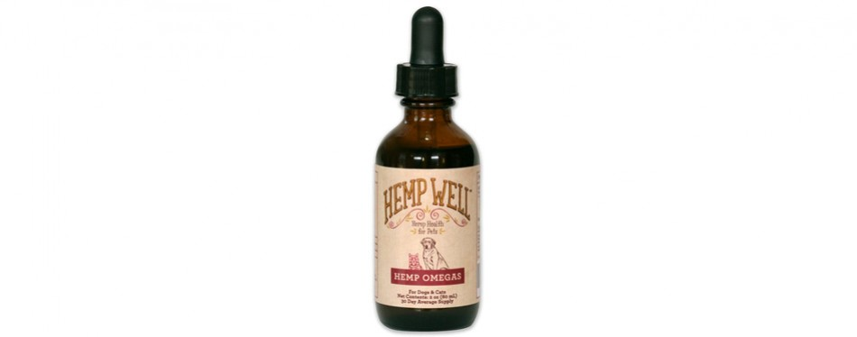 hemp well omegas cbd oil for dogs