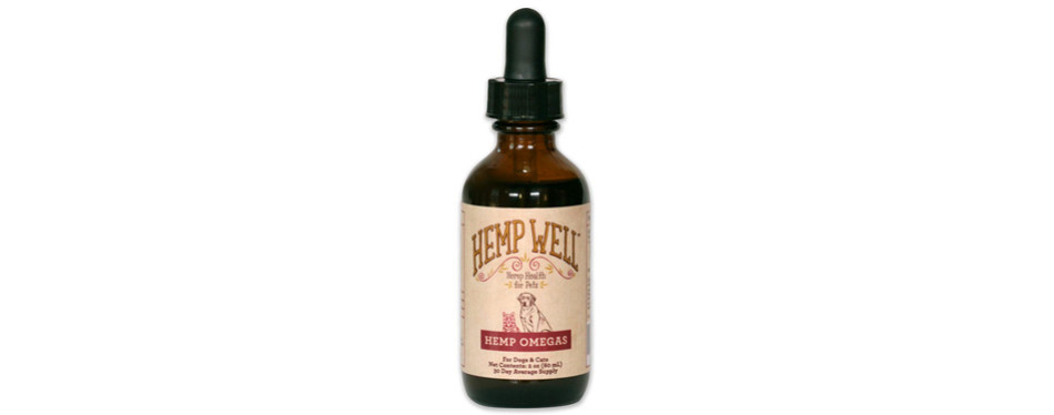 hemp well omegas cbd oil for dogs