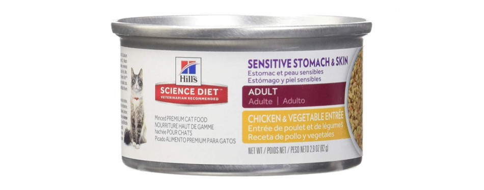 hills science diet cat food