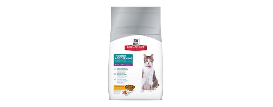 hills science diet feline food