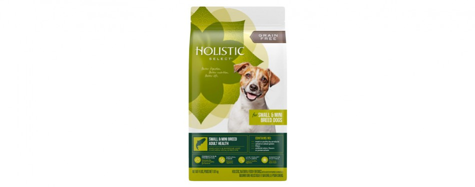 holistic select natural dry dog food