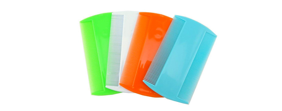 honbay flea lice combs double sided
