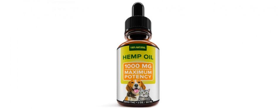 hopewell hemp cbd oil for dogs