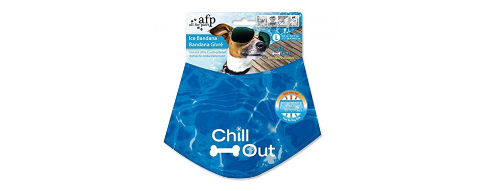 ice bandana for dogs