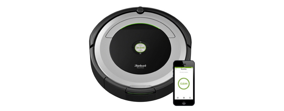 irobot roomba robot vacuum for pet hair