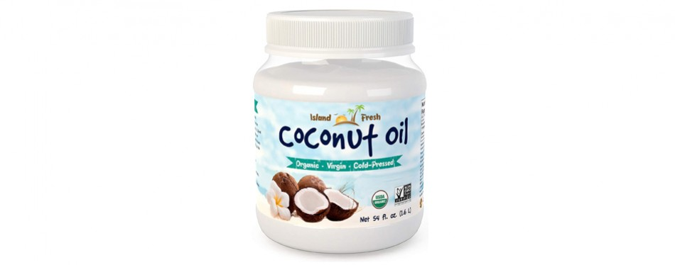 island fresh coconut oil