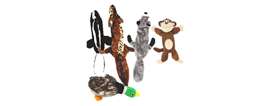 jalousie squeaky toys