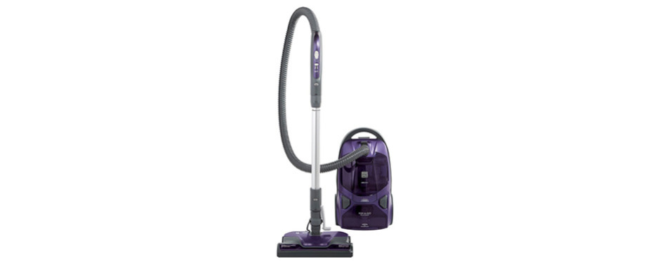 kenmore bagged canister vacuum