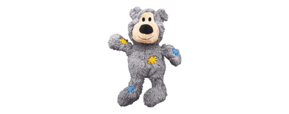 kong plush bear