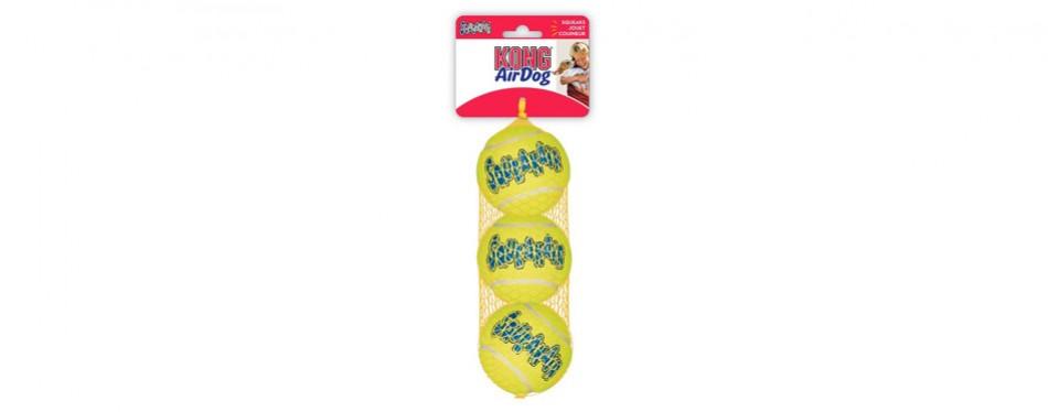 kong squeaker tennis balls
