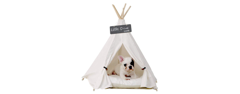 little dove dog bed
