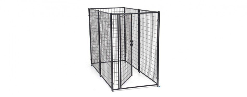 lucky dog wire kennel