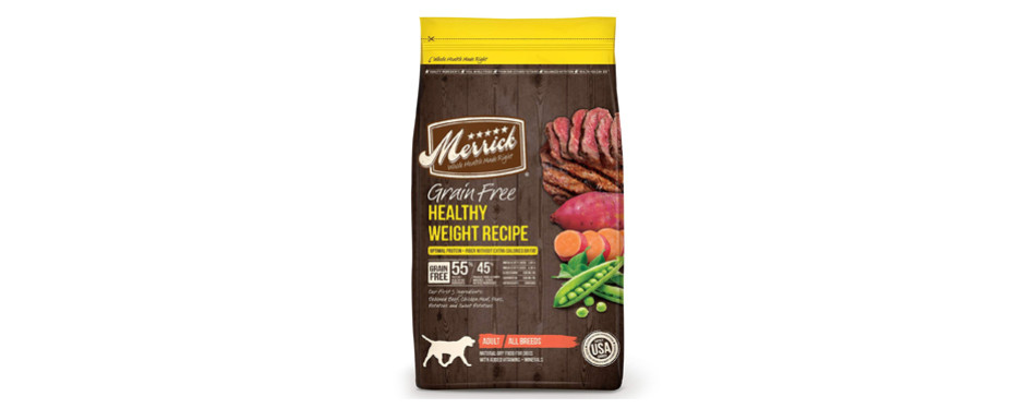 merrick grain free dog food
