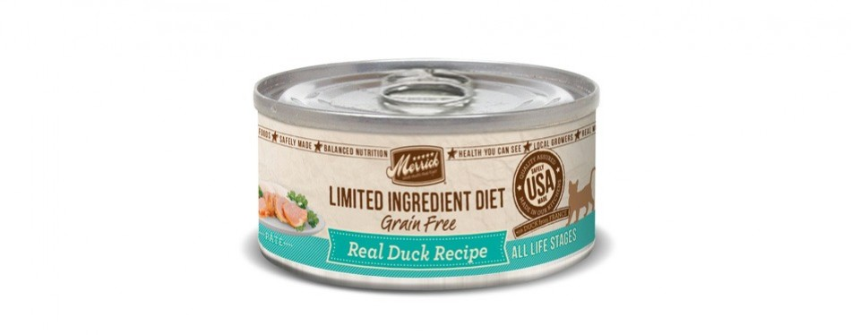 merrick limited ingredient high fiber cat food