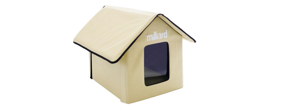 milliard cat house