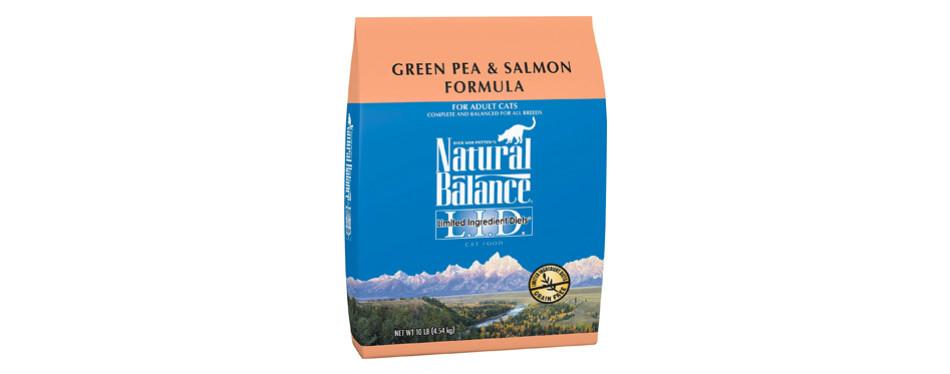 natural balance limited ingredient grain free cat food