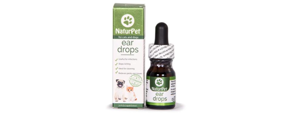 naturpet dog ear cleaner