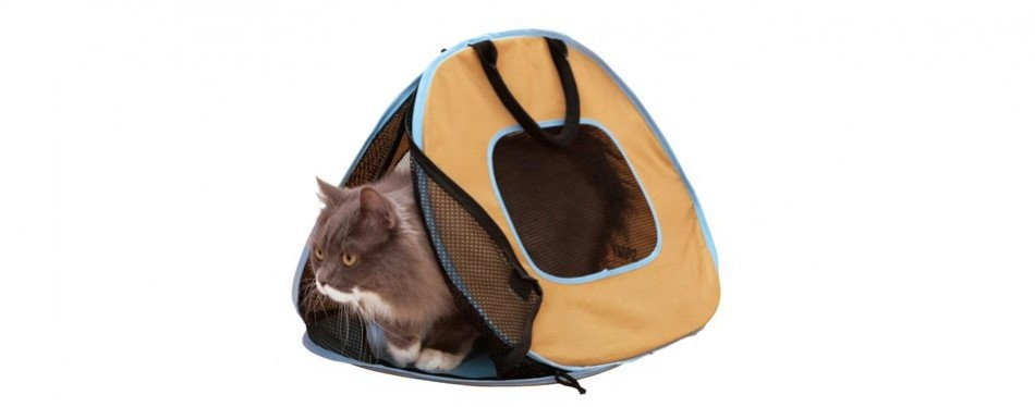 necoichi portable ultra light cat carrier