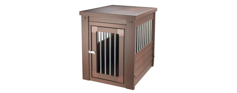 new age pet crate