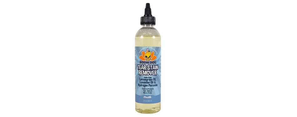 new natural tear eye stain remover