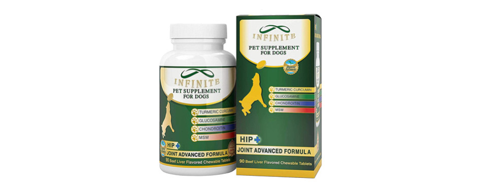 infinite dog supplements