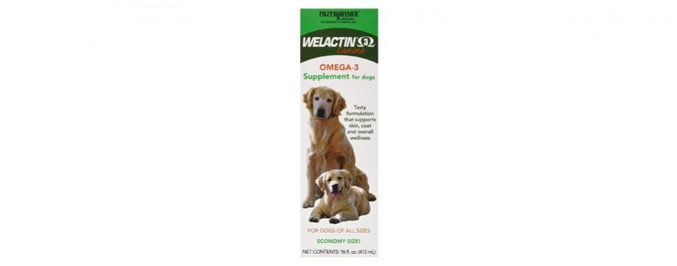 nutramax welactin fish oil for dogs