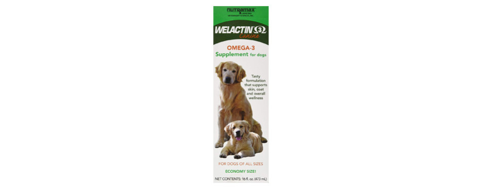 nutramax welactin fish oil for dogs