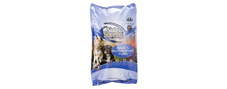 nutrisource puppy dry dog food