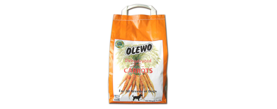 olewo dehydrated dog food