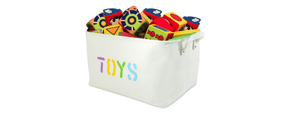 organizer logic dog toy box