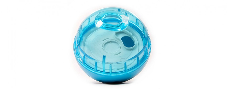 our pets iq treat ball interactive dog toy